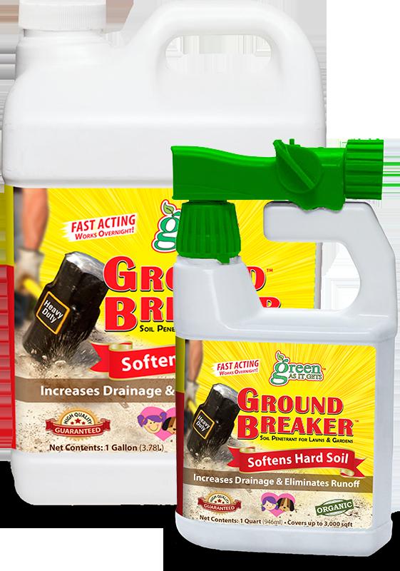 Ground Breaker Soil Penetrant Green As It Gets